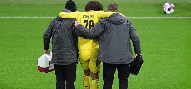Foto: BILD: 'Witsel naar de uitgang geduwd bij Borussia Dortmund'