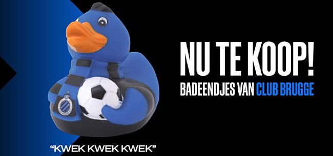 Foto: Club Brugge steekt de draak met AA Gent:
