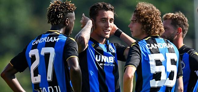 Foto: Clement gooit roer om bij Club Brugge