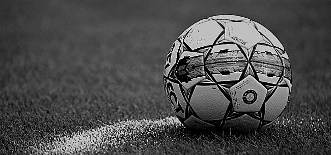 Foto: Voormalig Roma-speler overleden na hartaanval