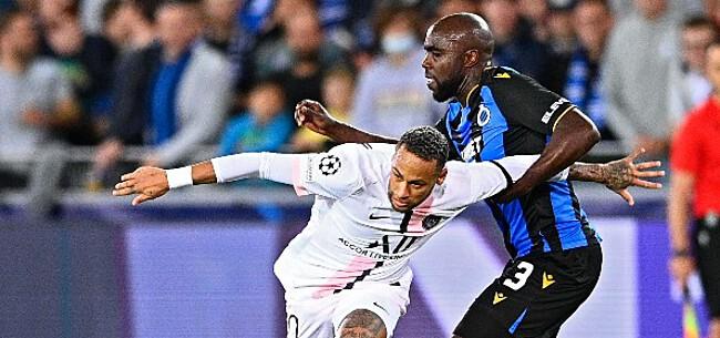 Foto: Stunt van formaat: sterk Club Brugge houdt PSG in bedwang