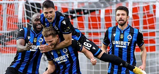 Foto: 'Club Brugge moet duo rest van het seizoen missen'