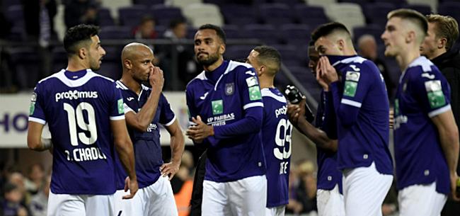 Foto: Versterking bij Anderlecht?