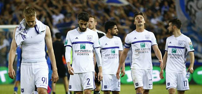 Foto: 'Anderlecht dreigt vier steunpilaren kwijt te spelen'