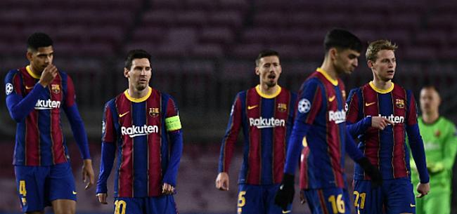 Foto: 'Barça incasseert volgende tik op transfermarkt'