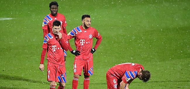 Foto: Rondje buitenland: blamage Bayern, Ter Stegen held bij Barça