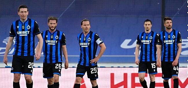 Foto: 'Nieuwe transferprioriteit duikt op bij Club Brugge'
