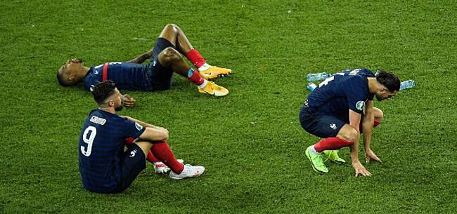 Foto: Volgend relletje duikt op na EK-fiasco Frankrijk