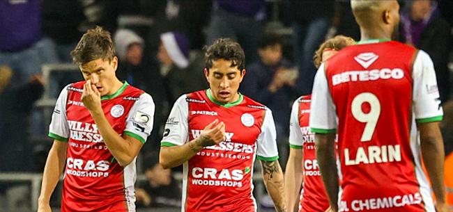 Foto: Zulte Waregem oefent tegen vier eersteklassers en twee clubs uit 1B