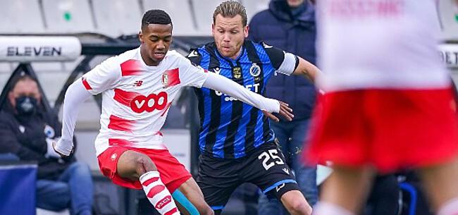 Foto: Club Brugge verschaft uitleg bij mislopen Balikwisha