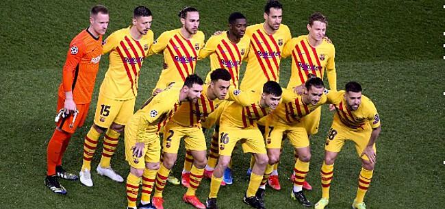 Foto: 'Barcelona werkt aan één grote transferbom'