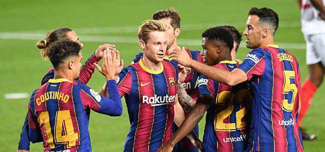 Foto: 'Ex-voorzitter wil terugkeren bij Barça met twee topaankopen'