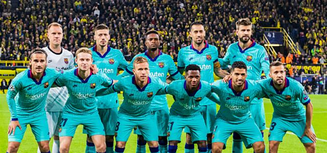 Foto: 'Routinier FC Barcelona weigert knaltransfer naar Premier League'
