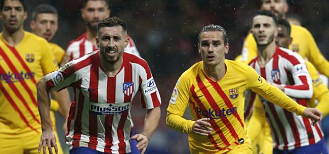 Foto: 'Atlético wil bommetje droppen in La Liga en meldt zich in Barcelona'
