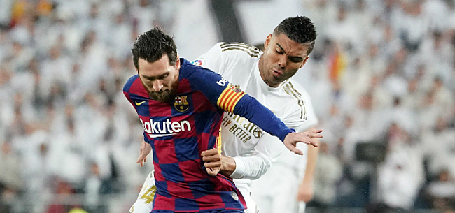 Foto: 'Stopzetting La Liga dreigt, Barcelona hoopt te profiteren'