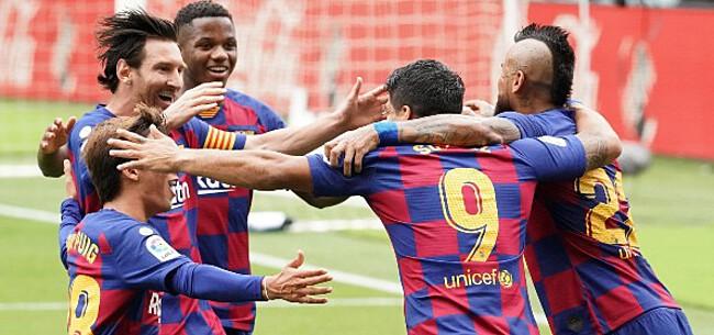 Foto: 'Barcelona denkt opnieuw aan Nederlandse coach'