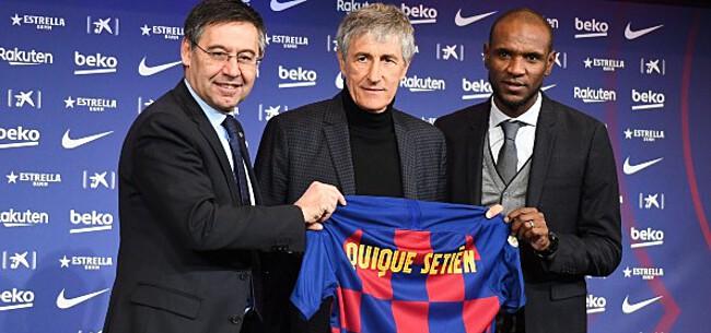 Foto: Barcelona paait Messi met nieuw ontslag