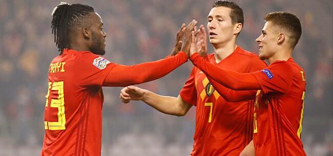 Foto: VTM pakt uit met opvallende gast voor België-Ivoorkust