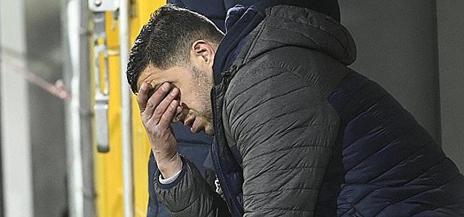 Foto: Charleroi mag play-offs vergeten:
