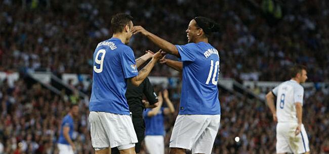 Foto: 'Ronaldinho pakt vrijwilligersrol op vanwege bizar probleem'