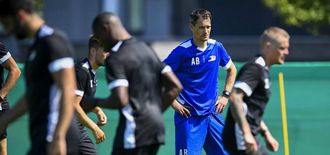Foto: 'KV Oostende mogelijk aan de haal met speler van Zulte Waregem'