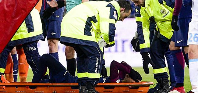 Foto: 'Neymar gaat voor operatie en staat maanden aan de kant'
