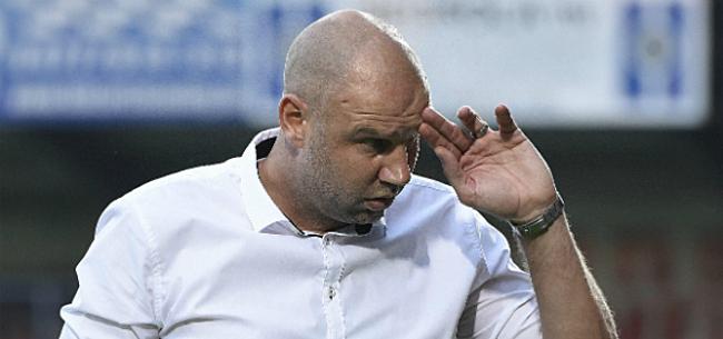 Foto: Peeters geeft zijn mening over vernieuwd Anderlecht