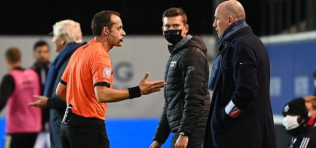 Foto: Club Brugge met Boucaut: 17 zeges, 11 nederlagen & 20 penalty's