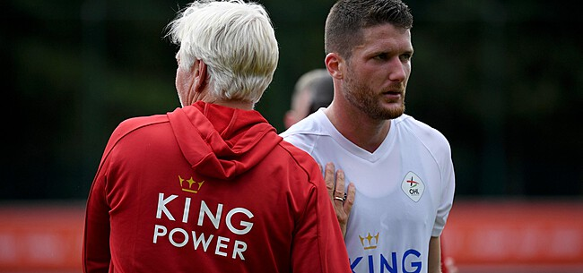 Foto: 'AA Gent heeft nog twijfels over Henry'