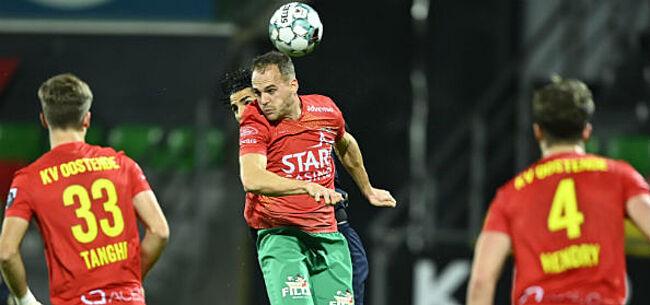 Foto: 'Capon kan KV Oostende verlaten voor andere Belgische club'