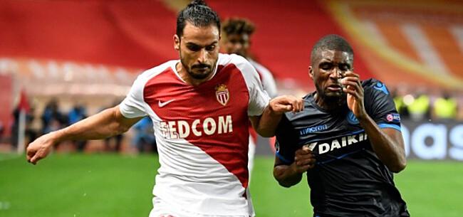 Foto: Chadli nog niet weg bij AS Monaco, ook jonge Belg mee op stage