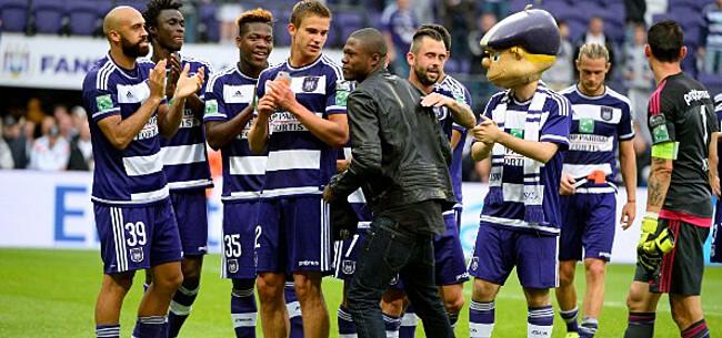 Foto: 'Anderlecht steekt grootse comeback nog even in koelkast'