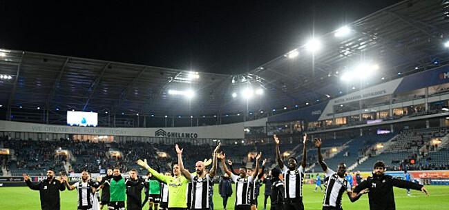 Foto: Charleroi kijkt uit naar Europa League:
