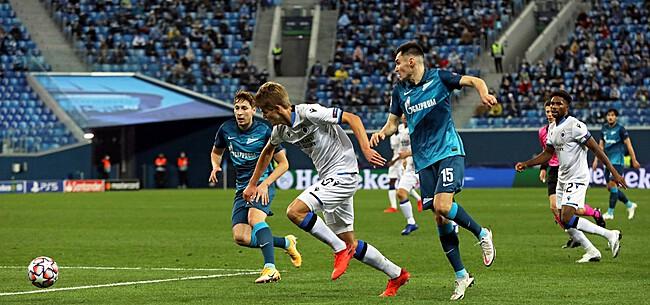 Foto: Progressie in Champions League: 10 op 23 voor Belgische clubs