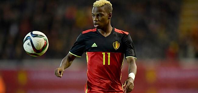 Foto: Musonda mag zich na twee jaar eindelijk weer voetballer noemen