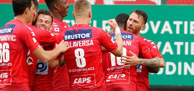 Foto: KV Kortrijk opent prima met eenvoudige zege tegen zwak Seraing