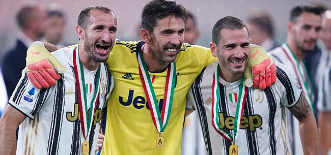 Foto: 'Juventus houdt grote kuis: clubiconen mogen beschikken'