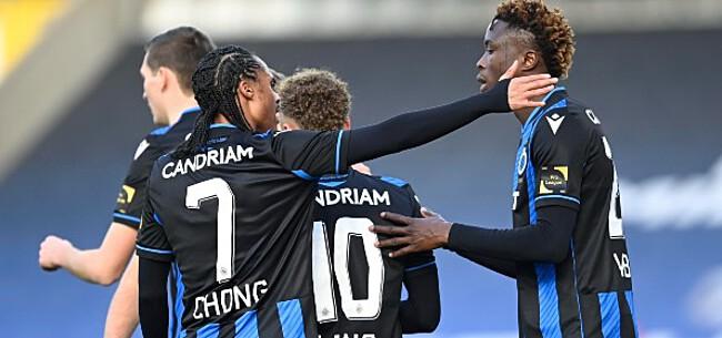 Foto: 'Club Brugge beschikt over troef in jacht op dure spits'
