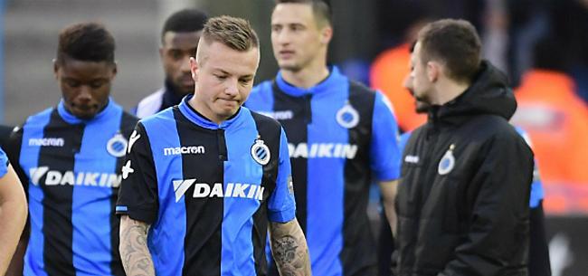 Foto: Ex-Club Brugge speler geschorst na gokschandaal