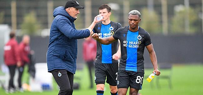 Foto: 'Club Brugge duwt drie spitsen naar de uitgang'
