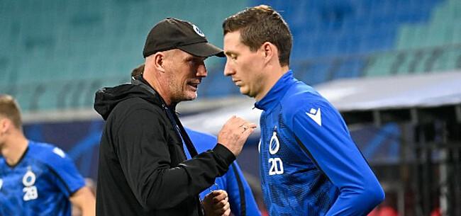 Foto: 'Clement maakt duidelijke keuze in basiself Club Brugge'