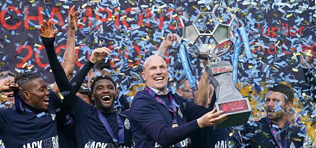 Foto: Eerste oefenpartner Club Brugge voor volgend seizoen bekend