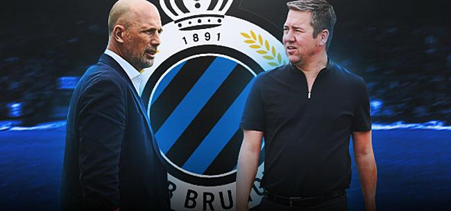 Foto: Club Brugge rekent voluit op nieuwe topspits