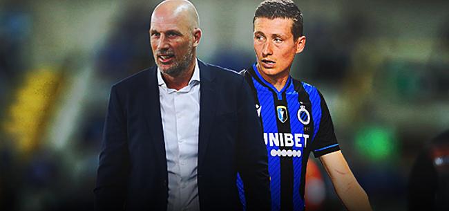 Foto: Club Brugge kampt met grote zorgen over Vanaken