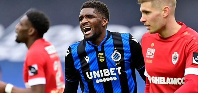 Foto: Club Brugge plots slechtste leider in Europa