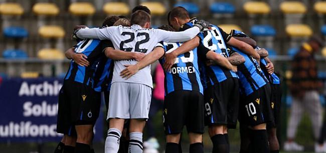 Foto: 'Club Brugge moet transferrecord verpulveren voor aanvaller'