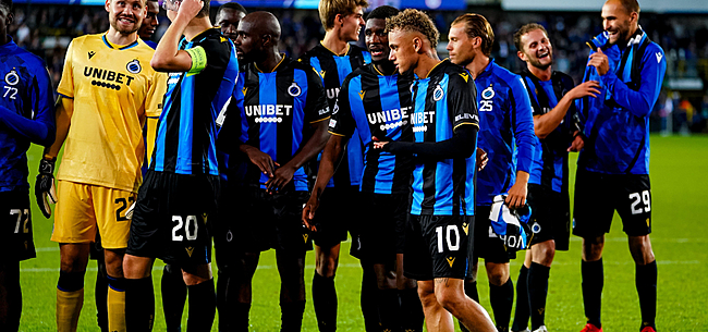 Foto: Franse pers looft strijdlustig Club Brugge