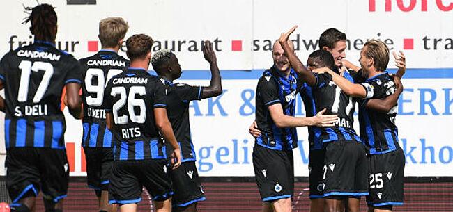 Foto: Club Brugge ziet eerste sterkhouder terugkeren na coronabesmetting
