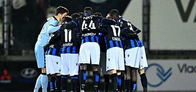 Foto: Club Brugge schotelt beloftevolle middenvelder contract voor