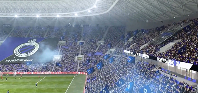 Foto: Club Brugge zet grote stap richting nieuwe voetbaltempel